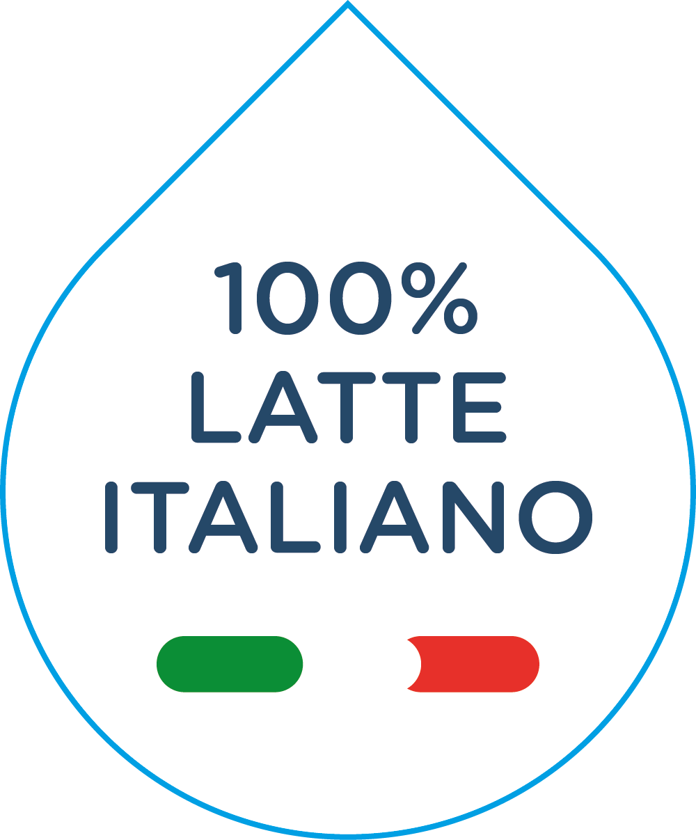 vero latte italiano
